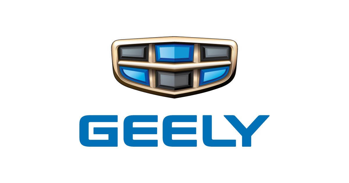 Geely Holding Group лого